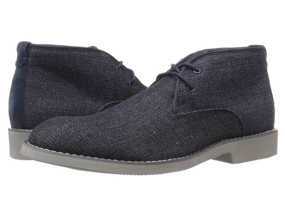 Calvin Klein Jeans - Chester (Midnight/Midnight Denim/Suede) Men
