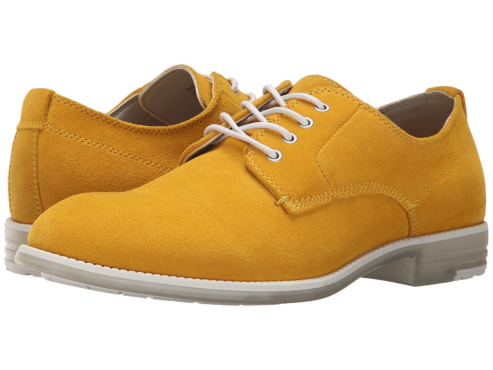 Calvin Klein Jeans Dwight (Yellow Suede/Translucent) Men