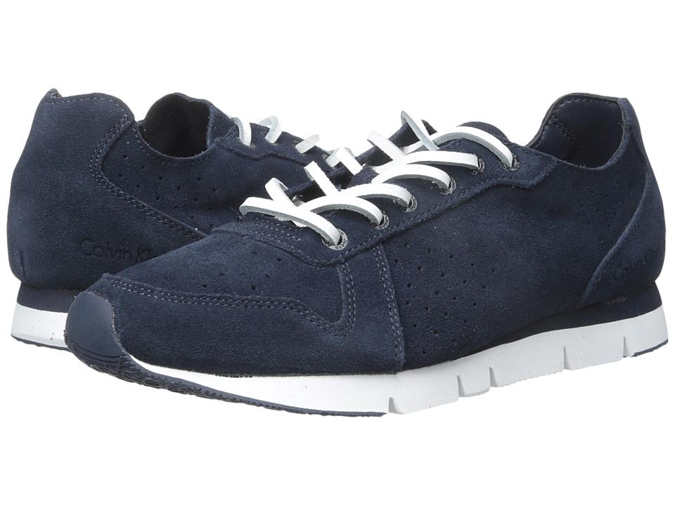 Calvin Klein Jeans - Joshuah (Navy Cow Suede) Men's Shoes