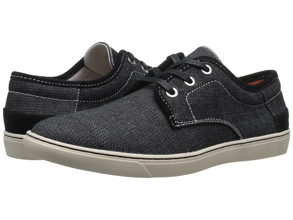 Calvin Klein Jeans - Zander (Black Denim) Men's Shoes