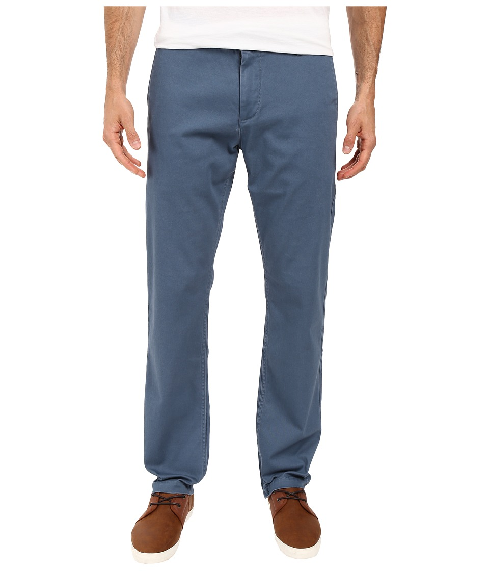 Dockers Men's - Washed Khaki Slim Tapered (Bering Sea) Men's Casual Pants