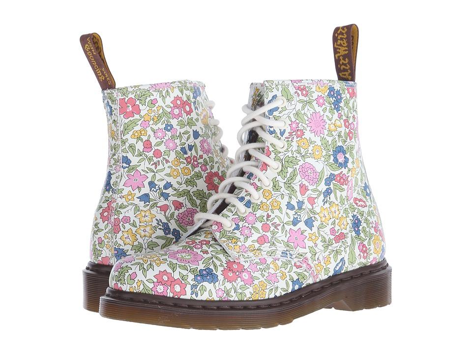 Dr. Martens - 1460 (Blue/Pink/Green) Women's Boots