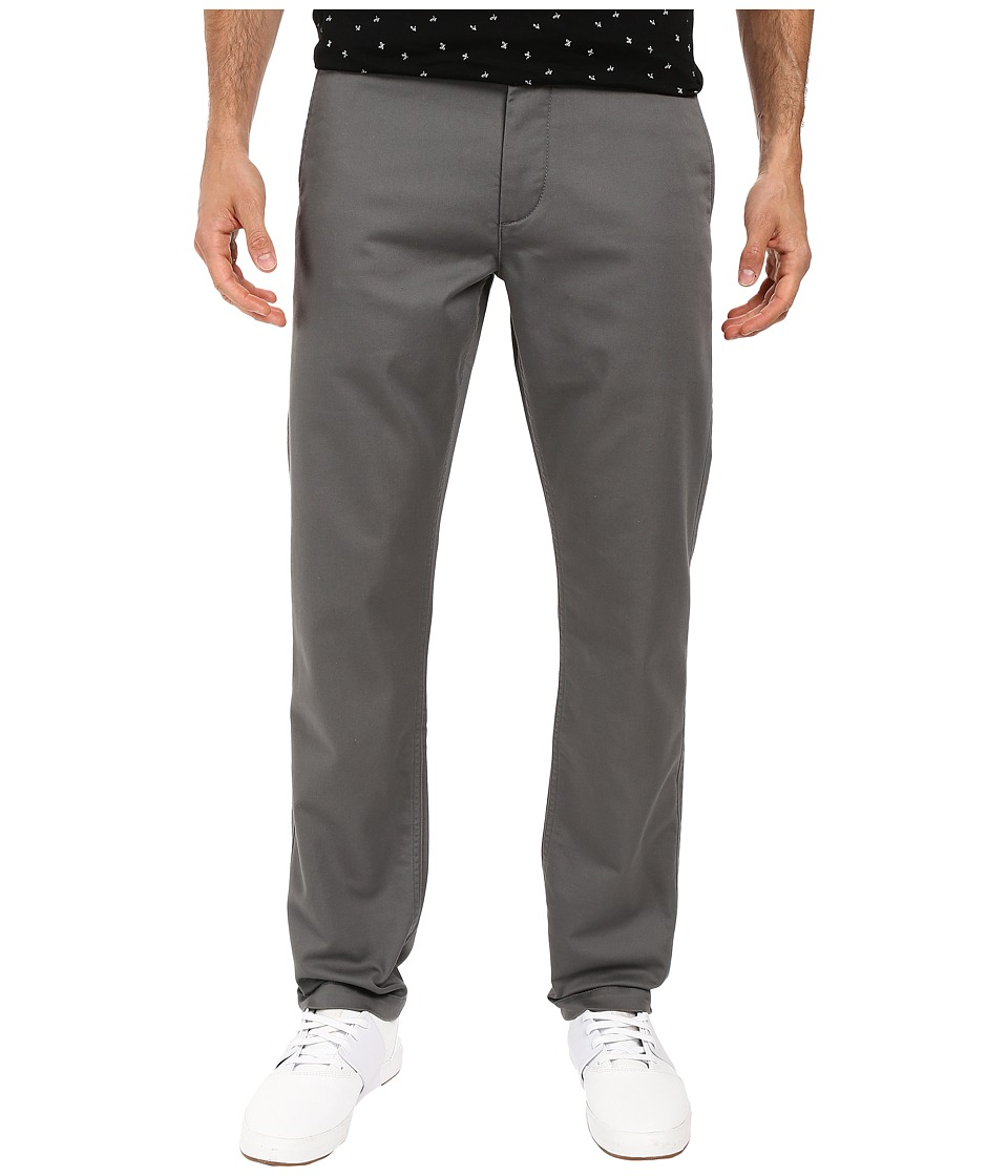 Dockers Men's - Washed Khaki Slim Tapered (Burma Grey 1) Men's Casual Pants