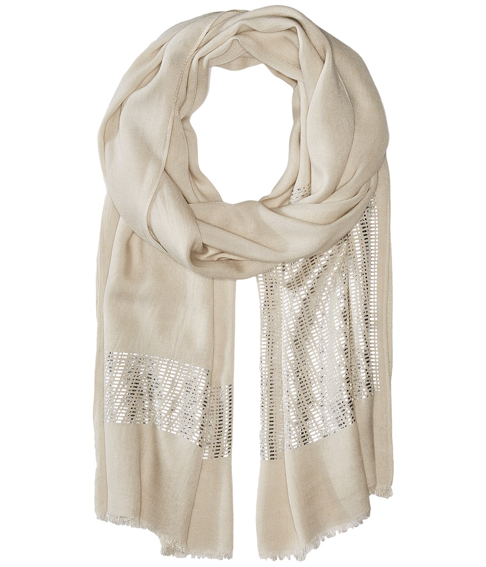 Echo Design - Circuit Board Wrap (Silver) Scarves