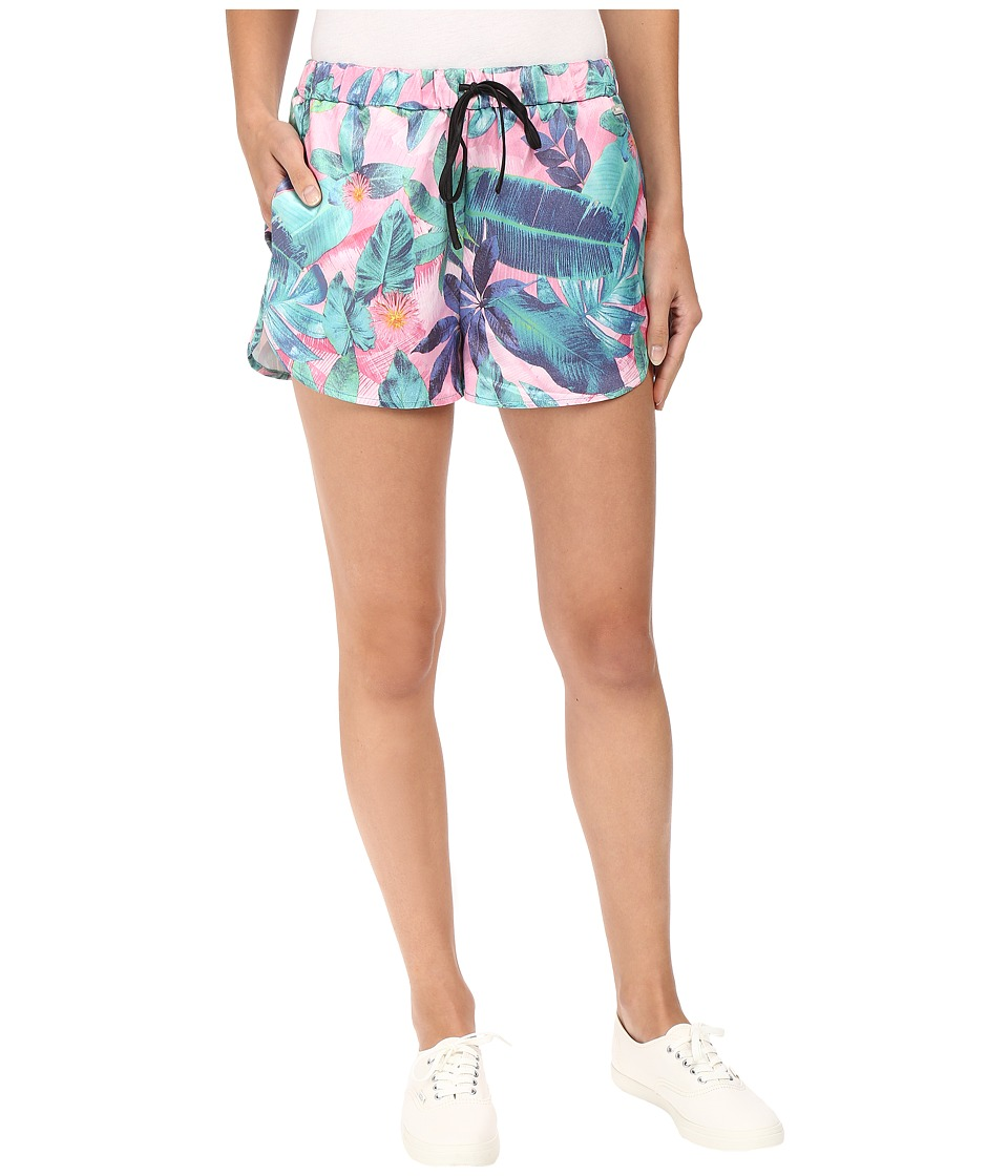 Bench - Laniakea Shorts (Candy Pink) Women's Shorts