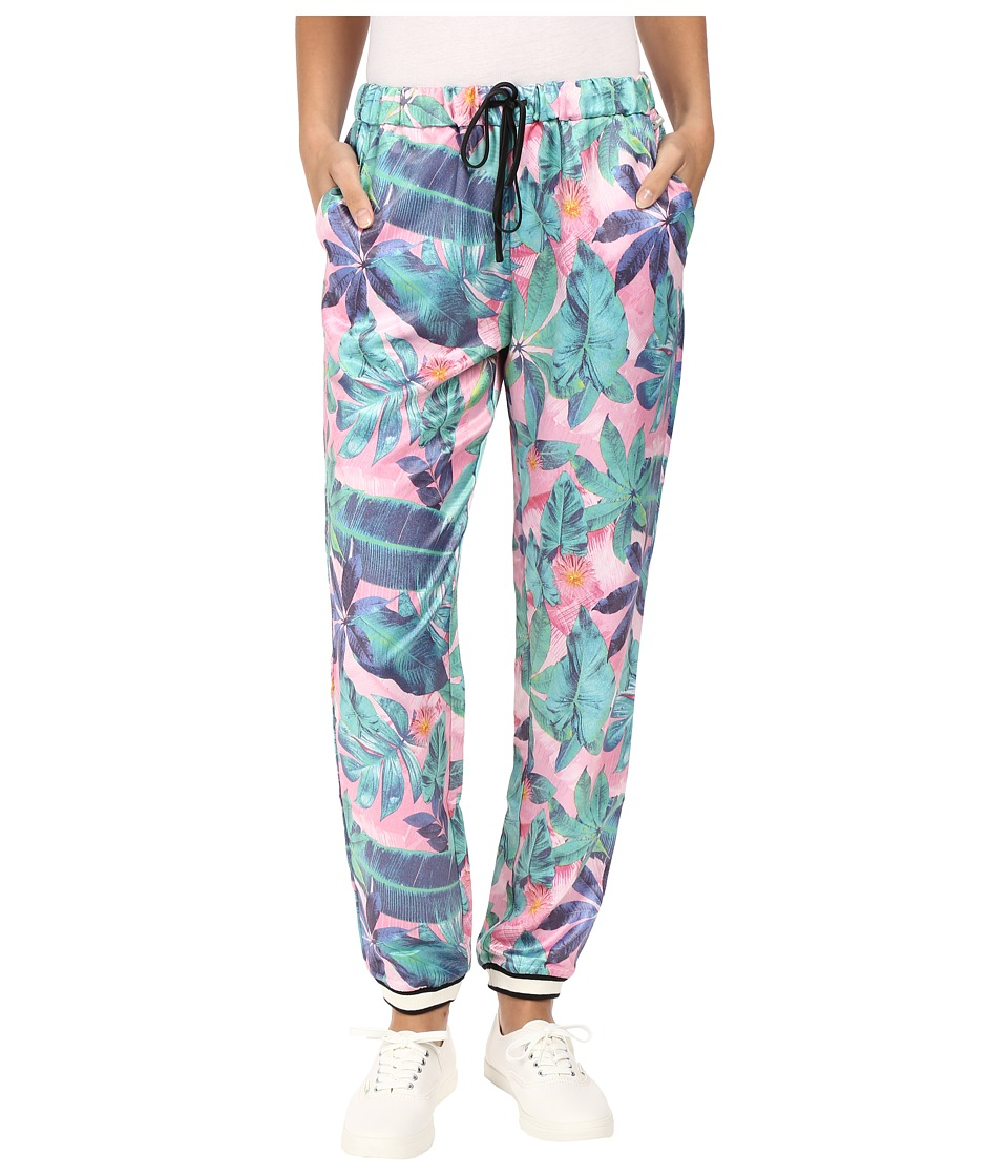 Bench - Look Out Reef Pants (Candy Pink) Women's Clothing