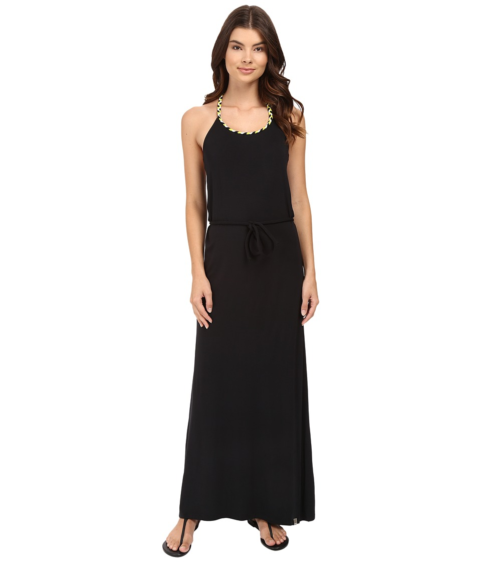 Bench - Santa Catalina Dress (Jet Black) Women's Dress
