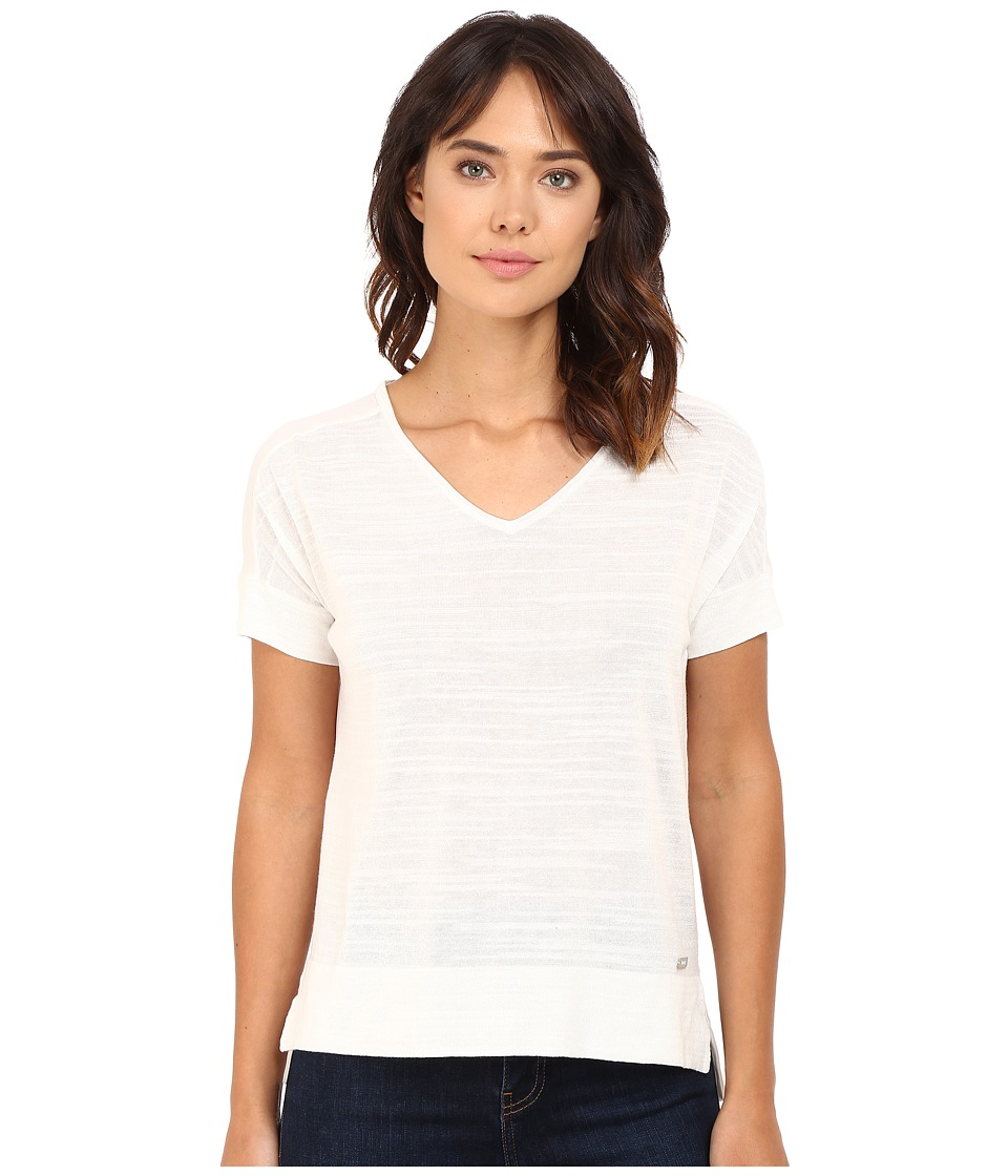 Bench - Lanorda Knit Top (White) Women's Clothing