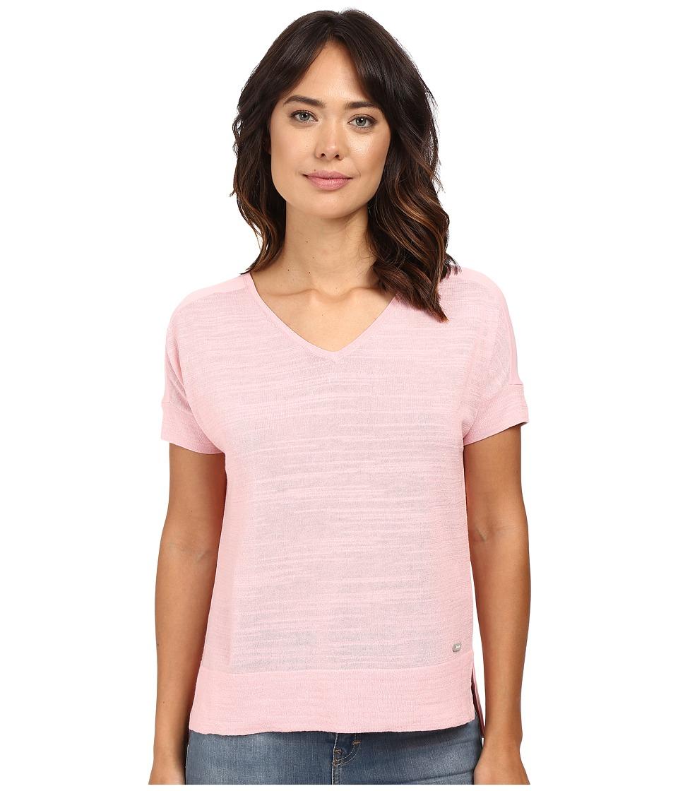Bench - Lanorda Knit Top (Candy Pink) Women's Clothing
