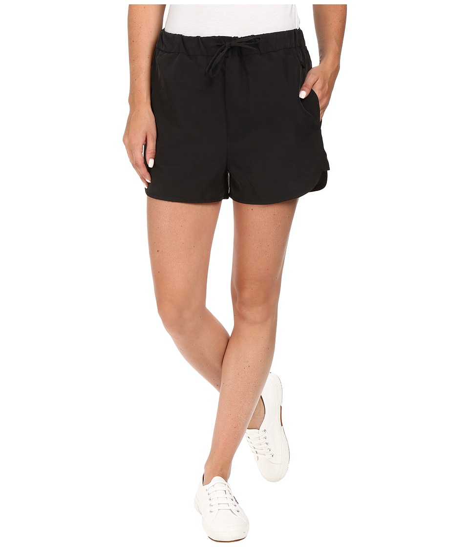 Bench - Sayulita Shorts (Jet Black) Women's Shorts