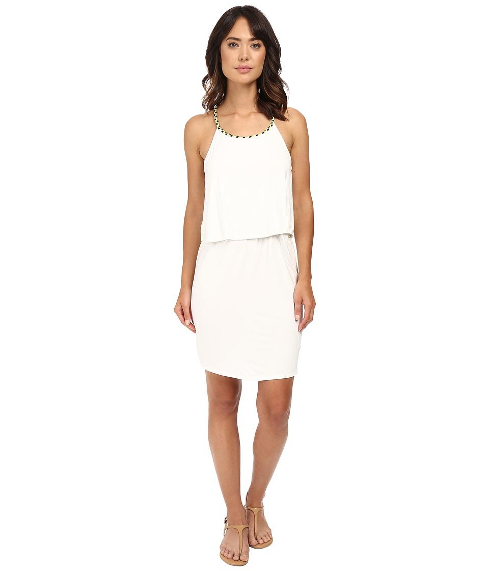 Bench Anzaccove Dress (White) Women