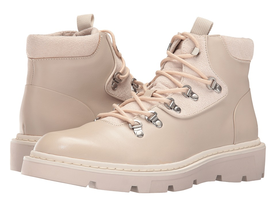 Calvin Klein - Raymon (Ivory Smooth Calf Leather) Men's Boots