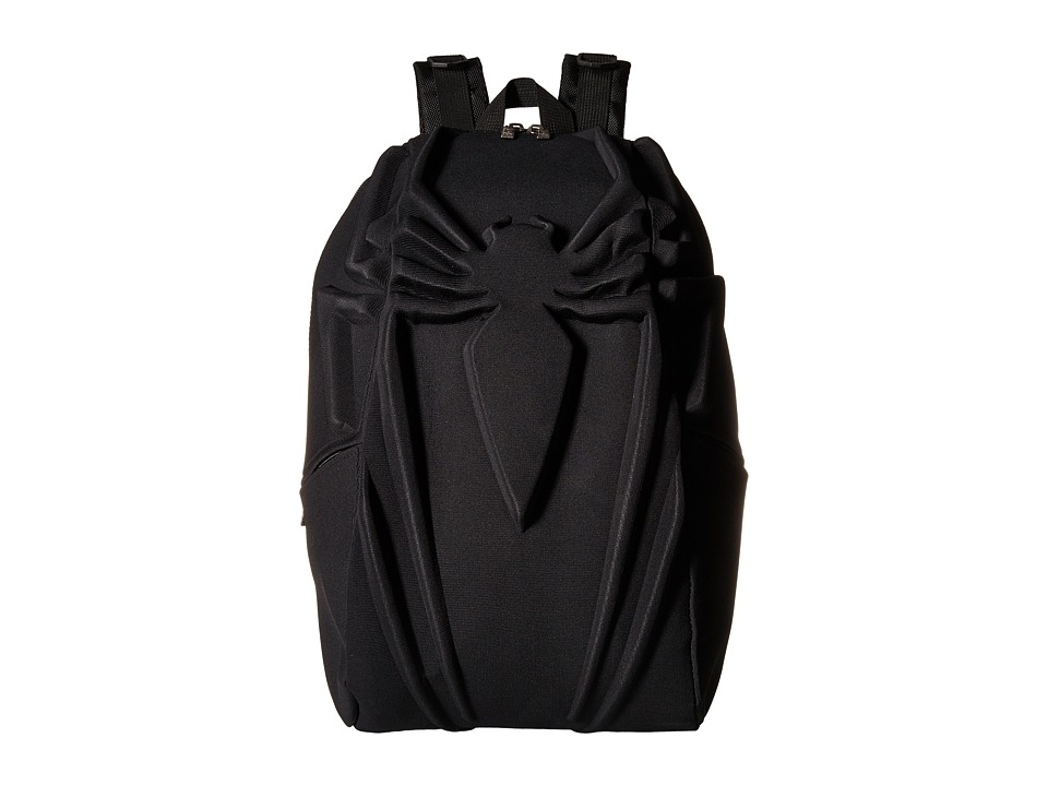 MadPax - Spiderman Backpack (Black) Backpack Bags