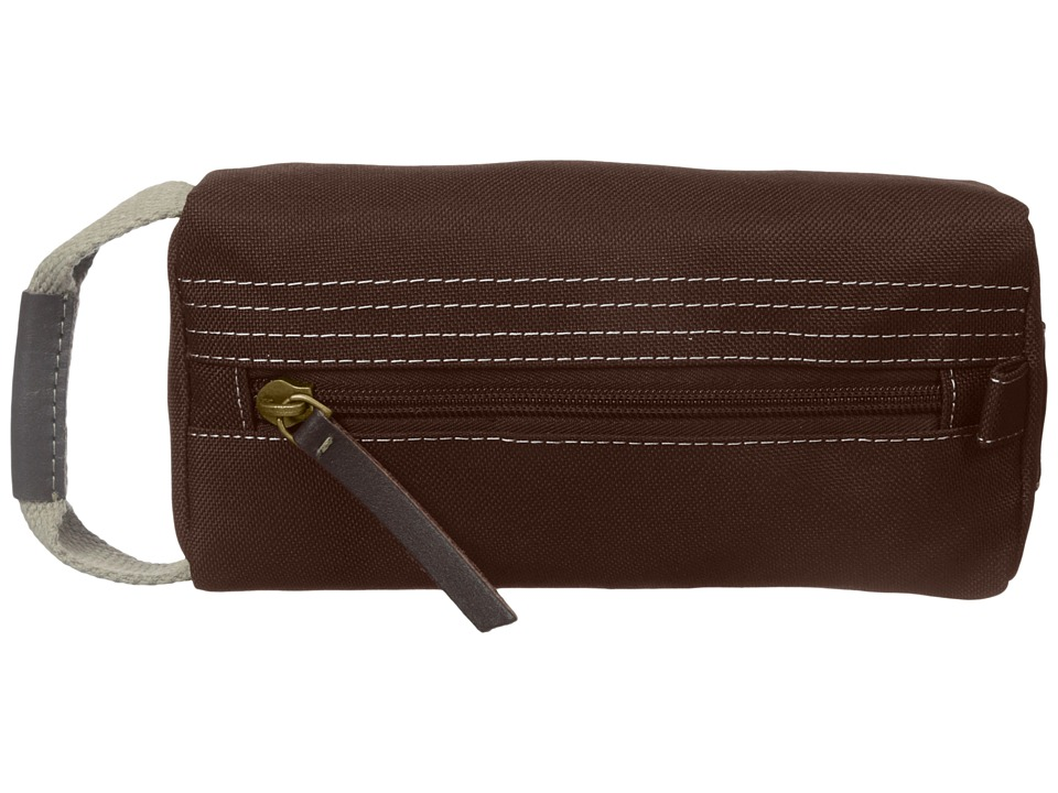 Timberland - Canvas Utility Travel Kit (Brown) Wallet