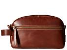 Nevada Leather Travel Kit