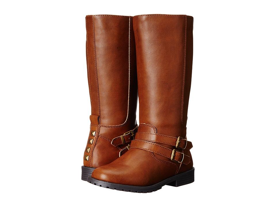 Nina Kids - Bijou (Toddler/Little Kid/Big Kid) (Saddle Tumbled) Girls Shoes