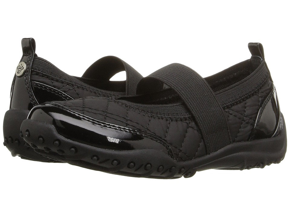Nina Kids - Julia (Toddler/Little Kid/Big Kid) (Black Nylon) Girls Shoes
