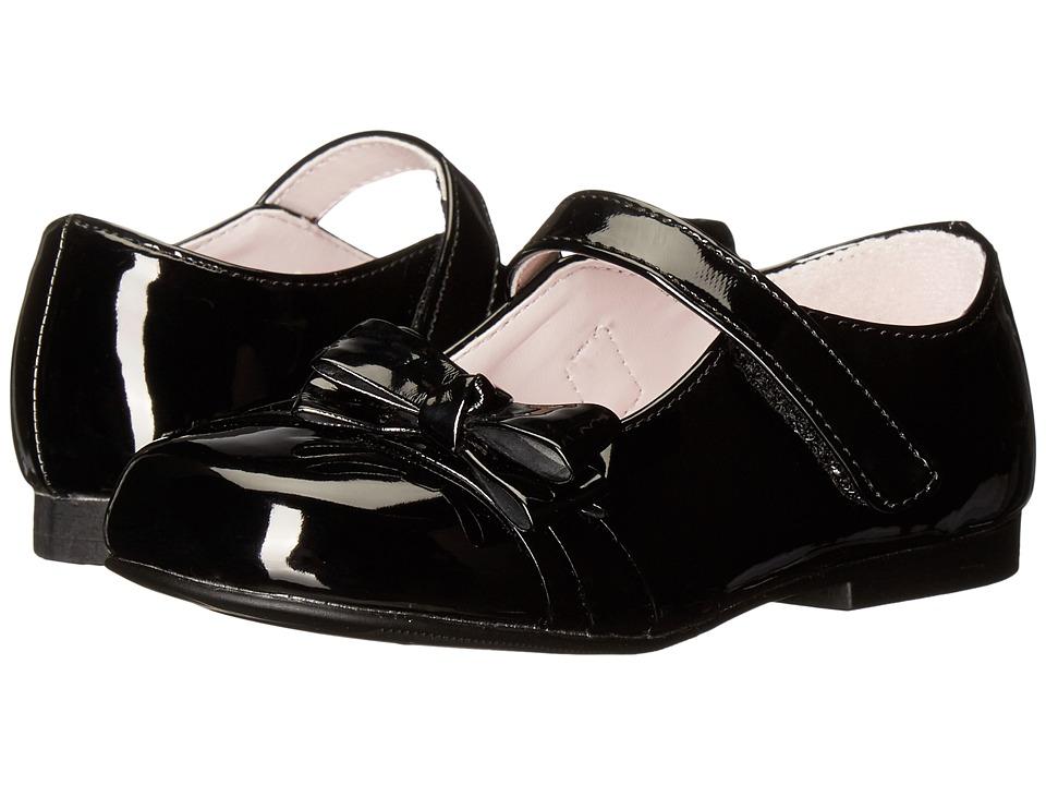 Nina Kids - Maxie (Toddler/Little Kid) (Black Patent) Girls Shoes