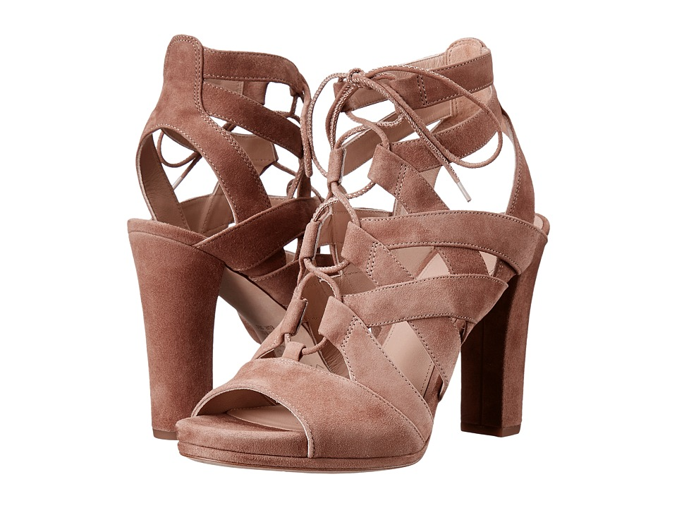 Via Spiga Collette (Desert Kid Suede Leather) High Heels