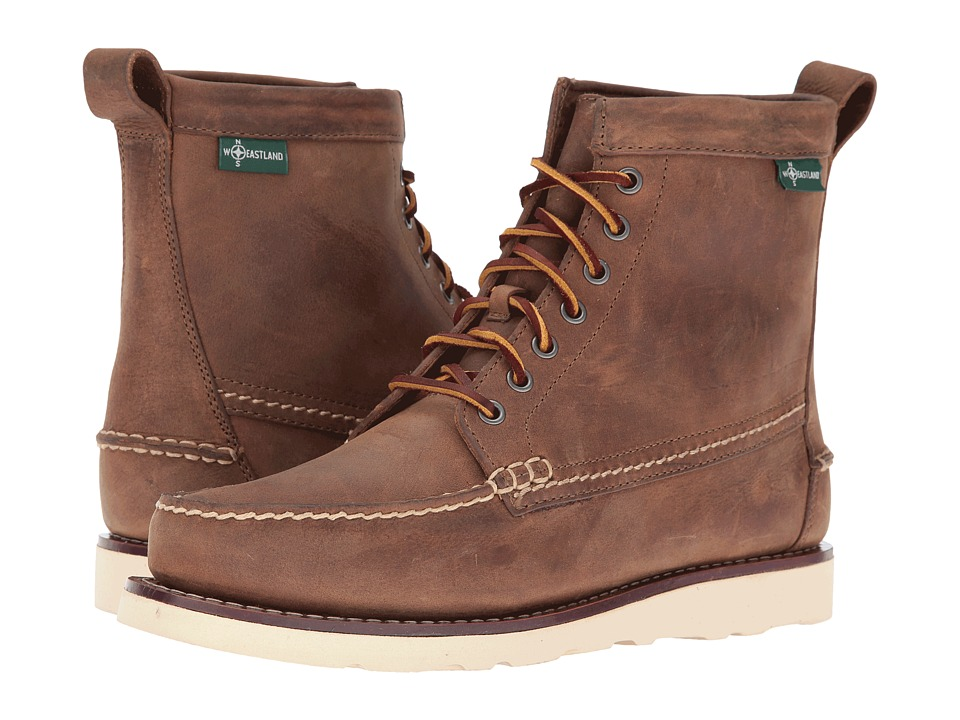 Eastland 1955 Edition - Sherman 1955 (Natural) Men's Lace-up Boots
