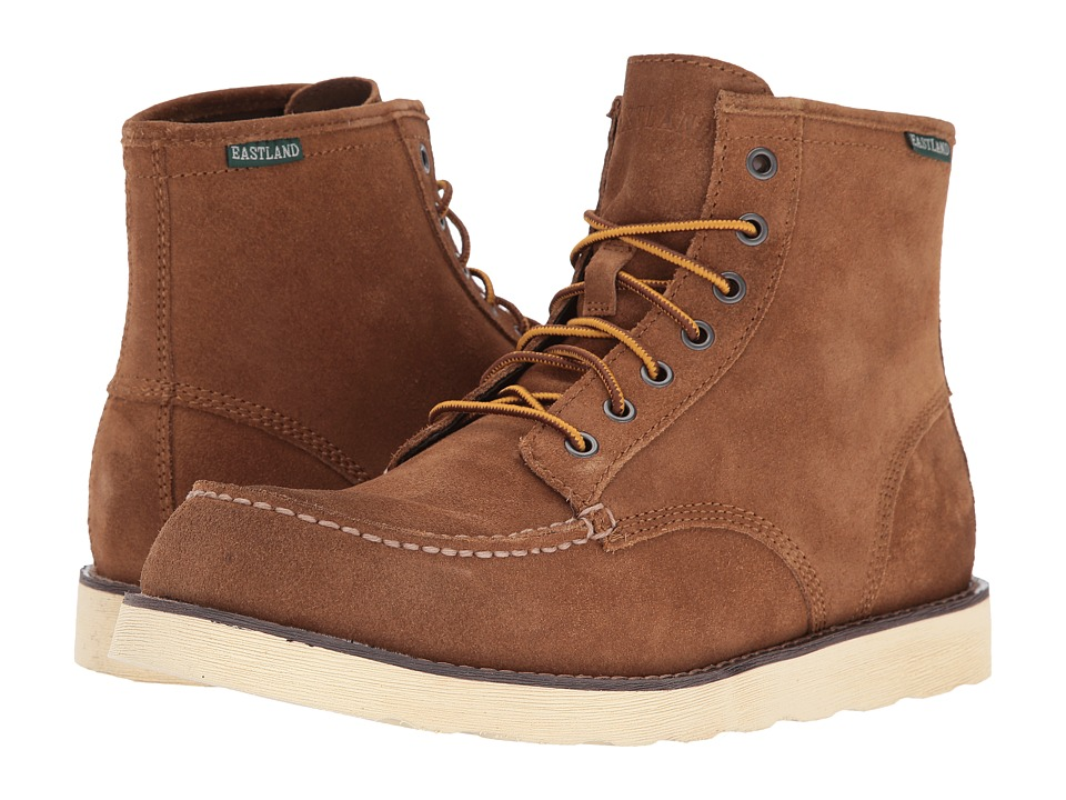 Eastland 1955 Edition - Lumber Up (Nutmeg Suede) Men's Lace-up Boots