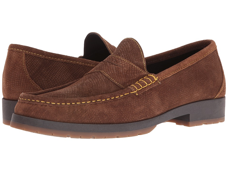 Donald J Pliner - Lazzaro (Brown) Men's Shoes