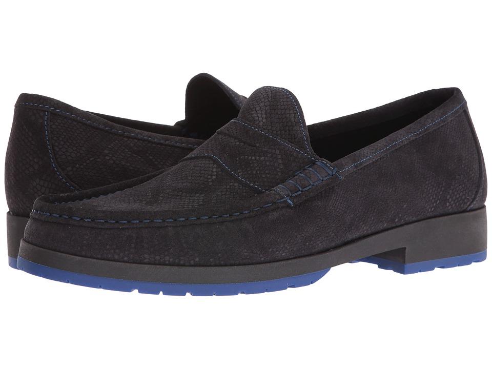 Donald J Pliner - Lazzaro (Gunmetal) Men's Shoes