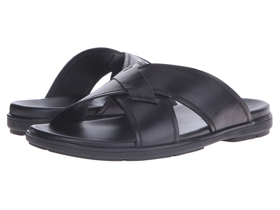 Kenneth Cole New York - Lite-N-Up (Black) Men's Sandals
