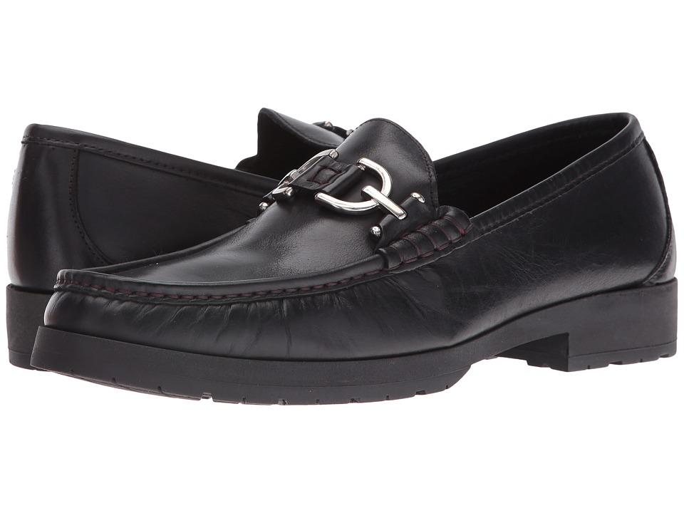 Donald J Pliner - Lelio (Black) Men's Shoes