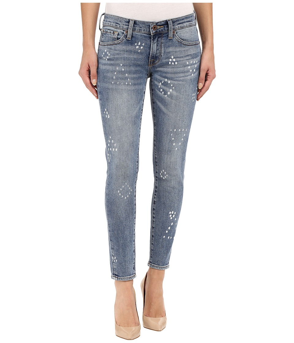 Lucky Brand Charlie Capris in Topanga Beach (Topanga Beach) Women