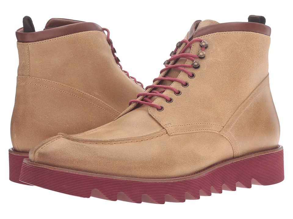 Donald J Pliner - Sansone (Sand) Men's Shoes