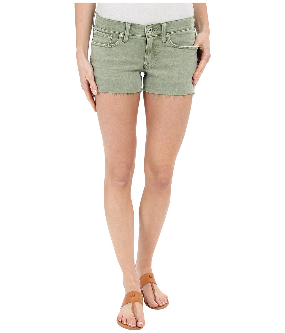 Lucky Brand - The Cut Off Shorts (Army Fade) Women's Shorts