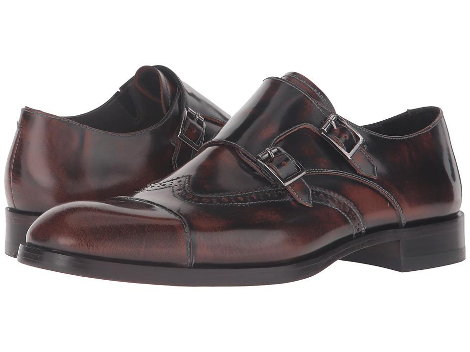 Donald J Pliner - Ziggy (Cognac) Men's Shoes