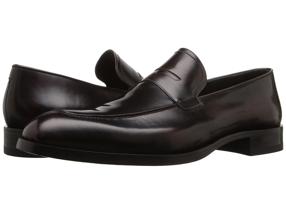Donald J Pliner - Zylon (Bordo) Men's Shoes