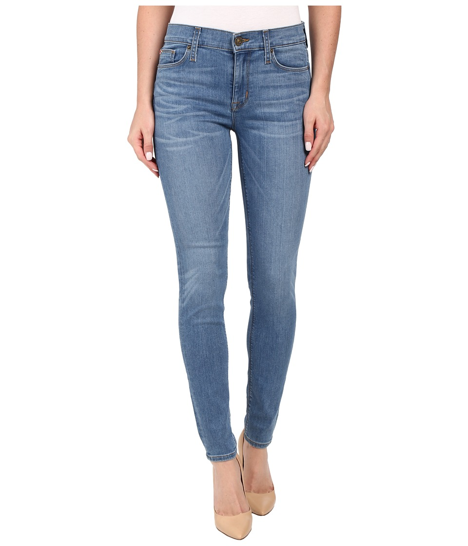Hudson - Nico Mid-Rise Super Skinny in Glider (Glider) Women's Jeans