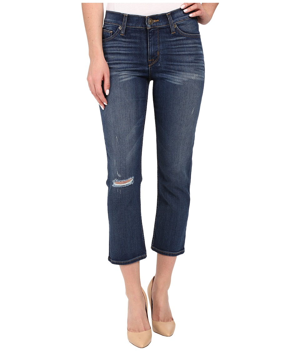 Hudson - Fallon Crop in Offshore (Offshore) Women's Jeans