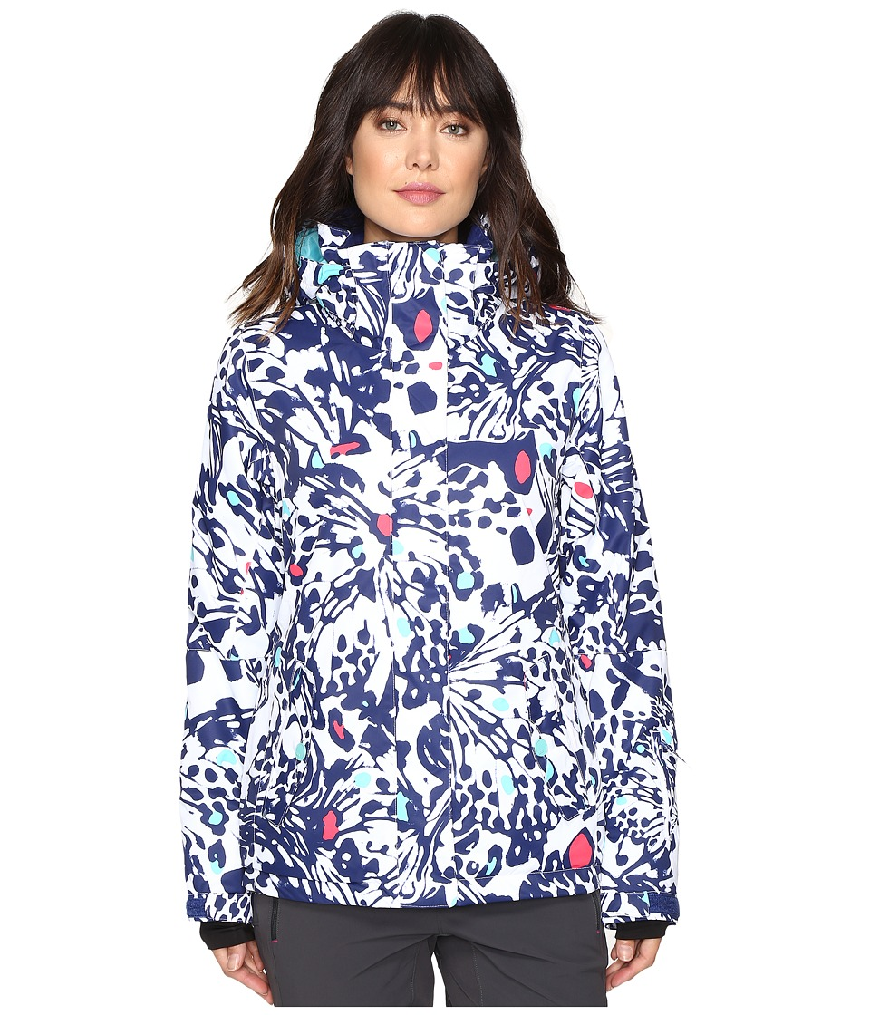 Roxy - Jetty Jacket (Butterfly) Women's Coat
