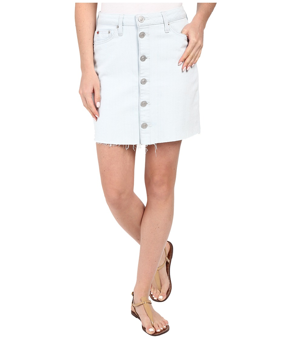 Hudson - Cammy Button Front Skirt (Seaside) Women's Skirt