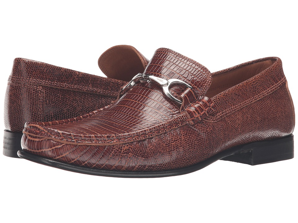 Donald J Pliner - Darrin2 (Brown) Men's Shoes