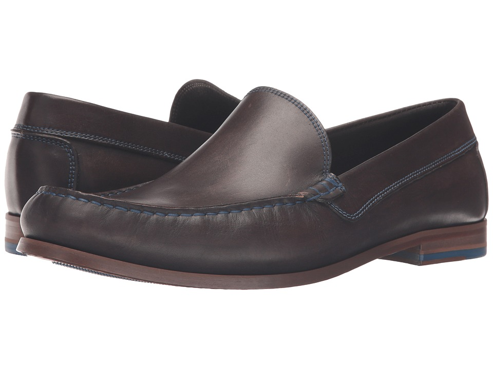 Donald J Pliner - Nate (Charcoal) Men's Shoes