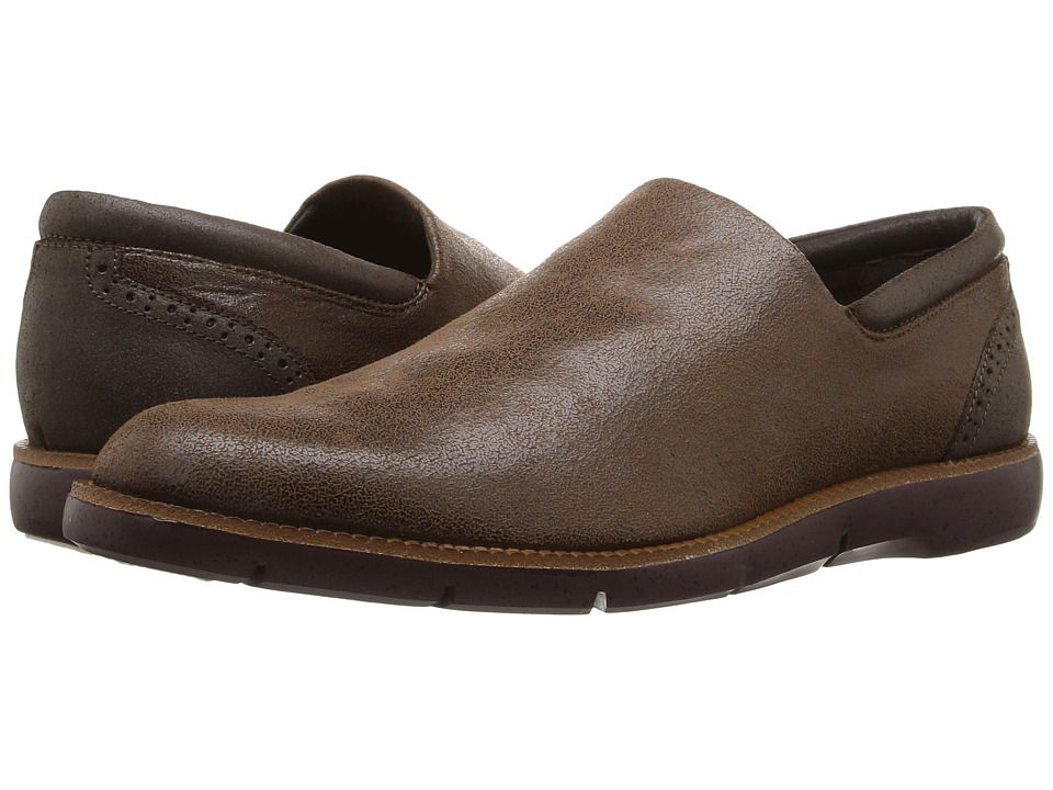 Donald J Pliner - Edell (Brown) Men's Shoes