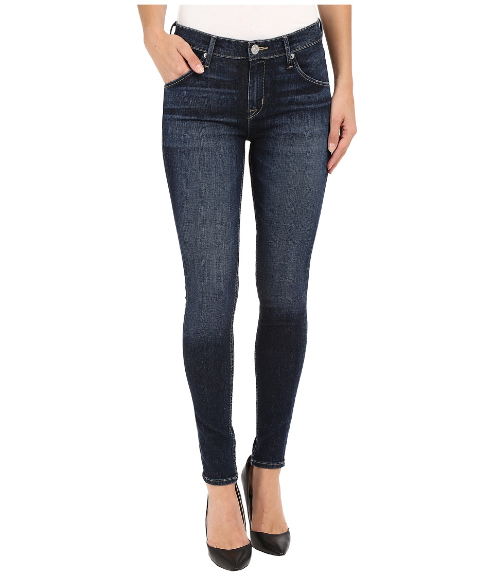 Hudson - Lilly Mid-Rise Ankle Skinny in Undertow (Undertow) Women's Jeans