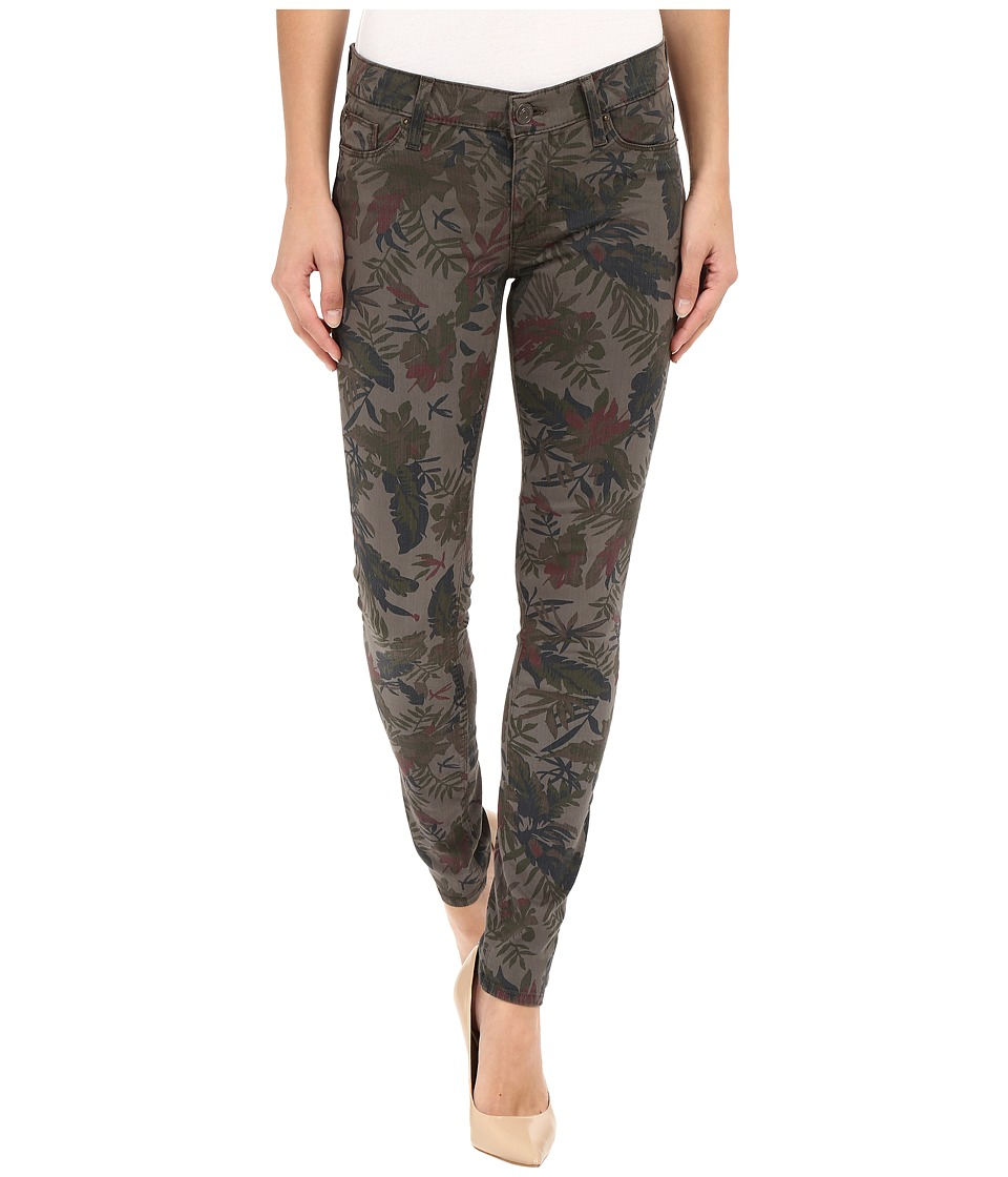 Hudson - Krista Printed Super Skinny in Bramble (Bramble) Women's Jeans