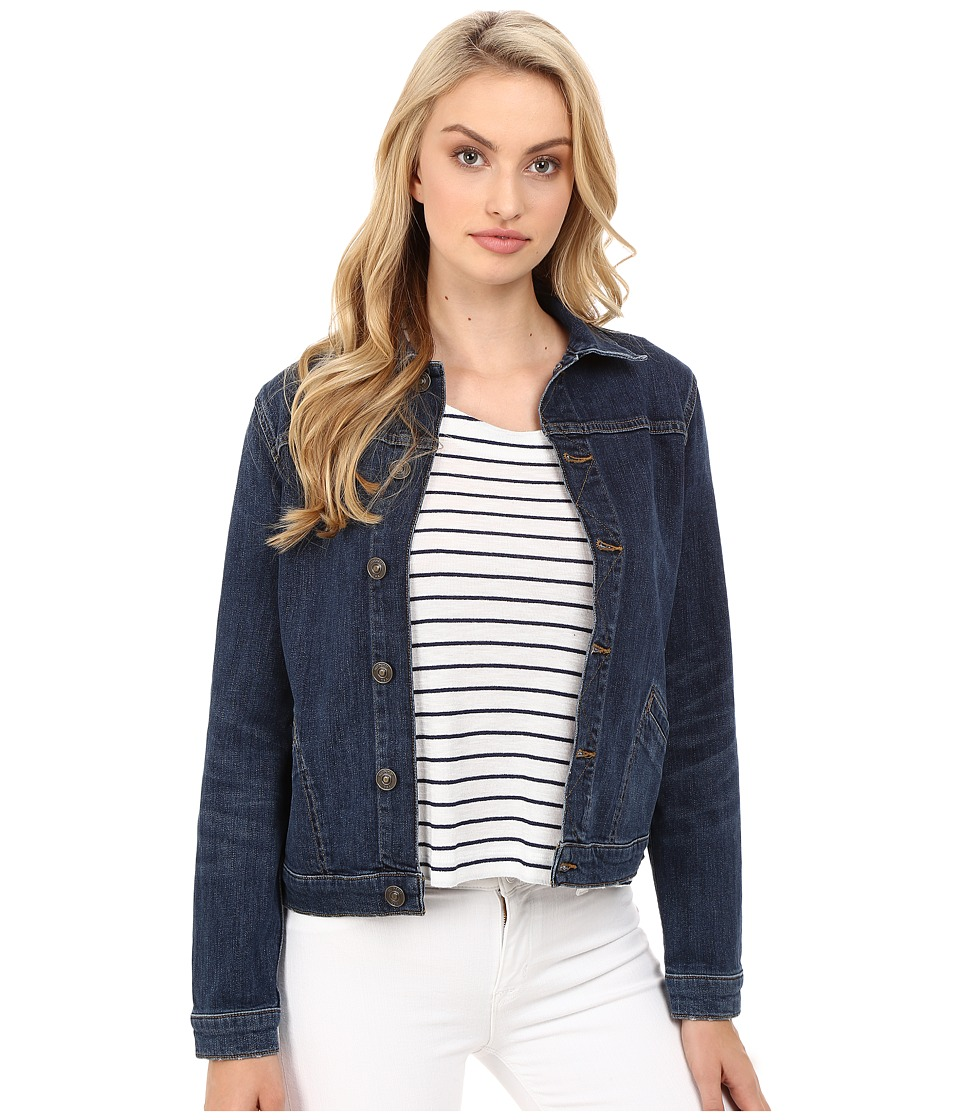 Hudson - Resse Jean Jacket (Coast Line) Women's Coat
