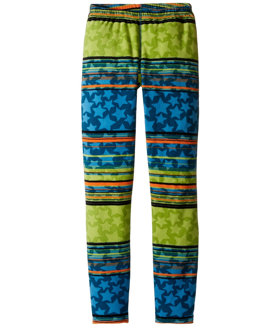 Hot Chillys Kids - Micro Fleece Print Bottom (Little Kids/Big Kids) (Allstar Abyss) Kid's Fleece