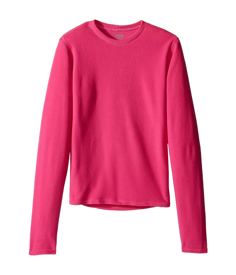 Hot Chillys Kids - Pepper Fleece Top (Little Kids/Big Kids) (Magenta) Kid's Fleece