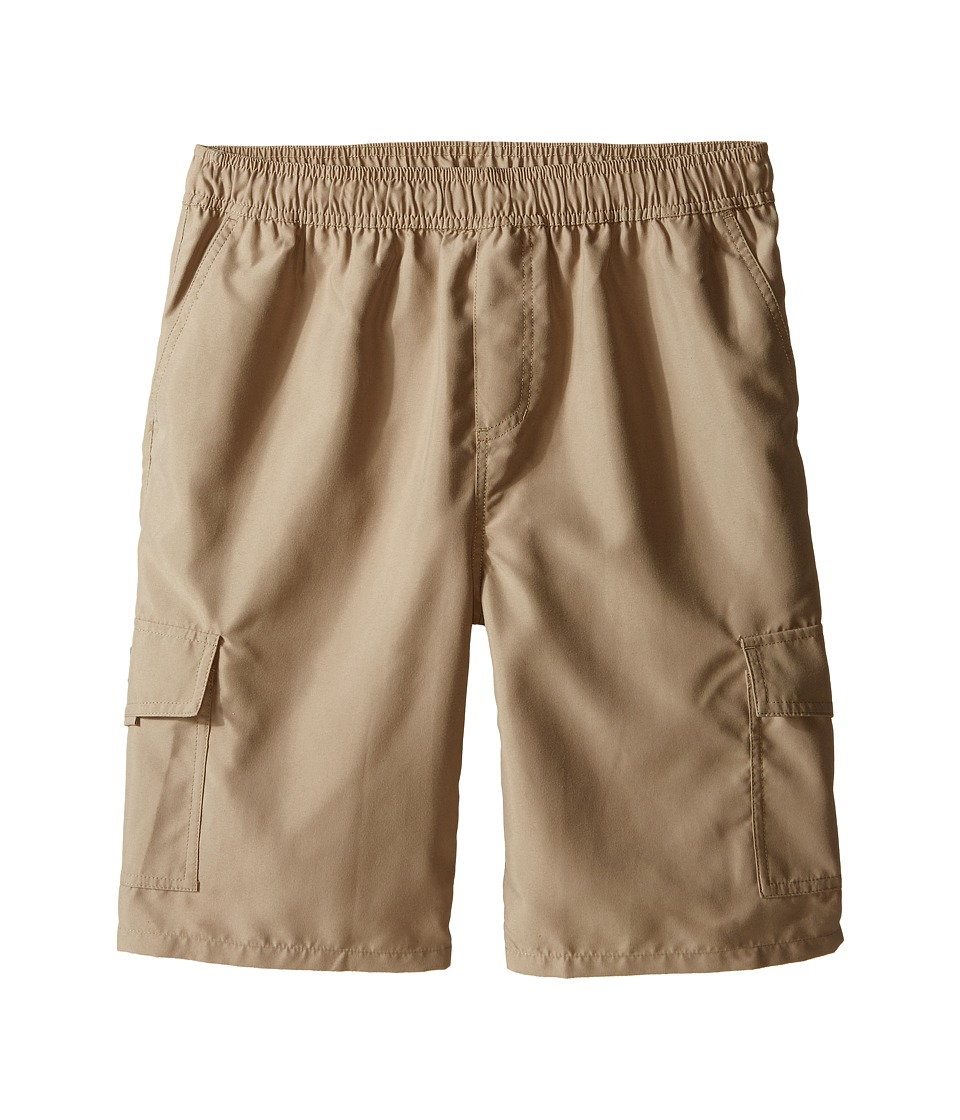 Rip Curl Kids - Utah Walkshorts (Big Kids) (Khaki) Boy's Shorts