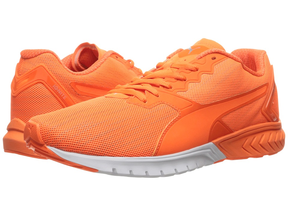 PUMA - Ignite Dual Nightcat (Shocking Orange) Men's Shoes