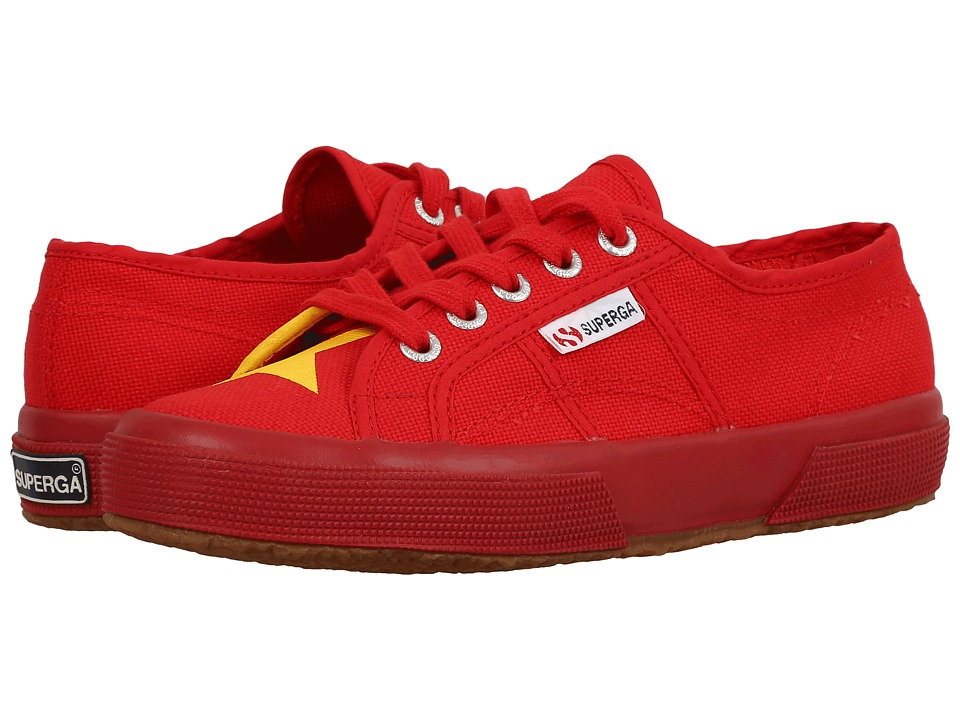 Superga - 2750 Cotu Flag - China (China) Shoes