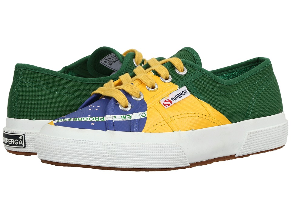 Superga - 2750 Cotu Flag - Brazil (Brazil) Shoes